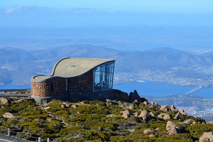 Mt. Wellington, Hobart