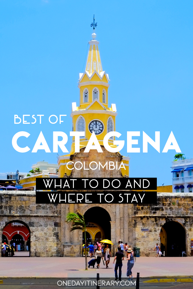 Best of Cartagena, Colombia - What to do and where to stay