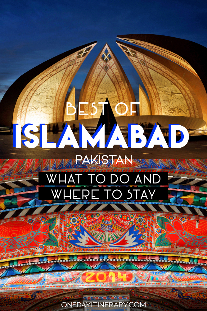 Best of Islamabad, Pakistan - What to do and where to stay