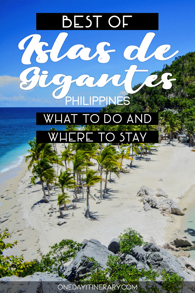 Best of Islas de Gigantes, Philippines - What to do and where to stay