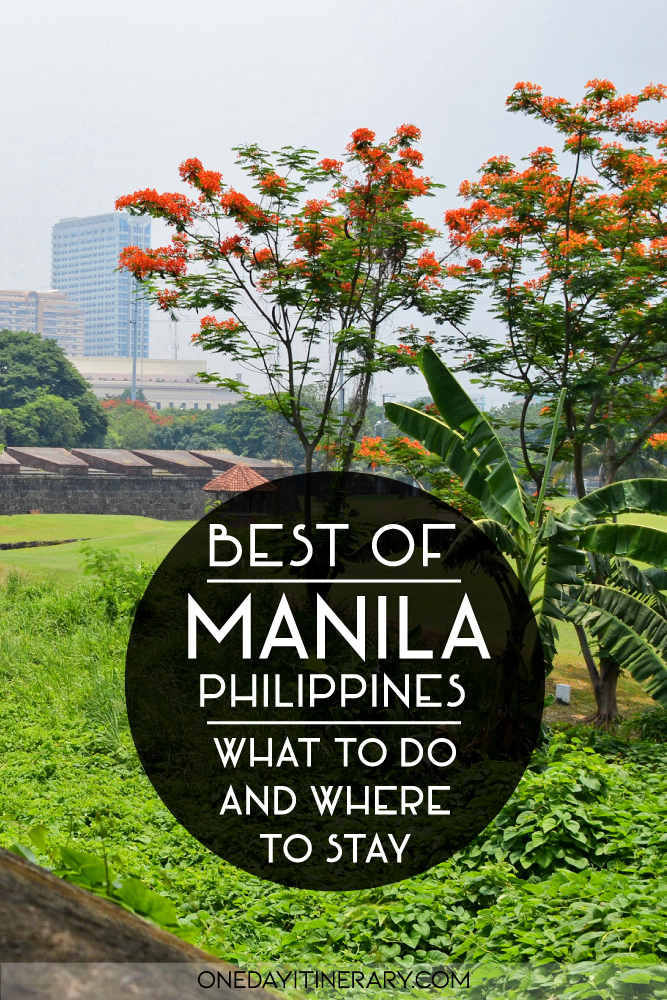 Best of Manila, Philippines - What to do and where to stay