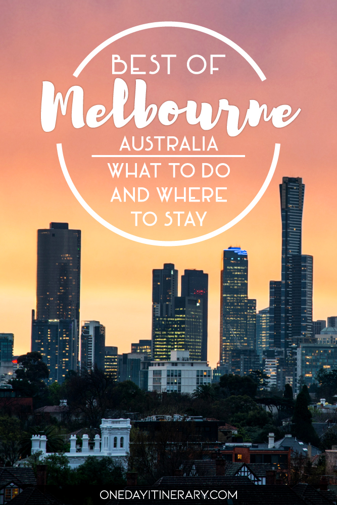 Best of Melbourne, Australia - What to do and where to stay
