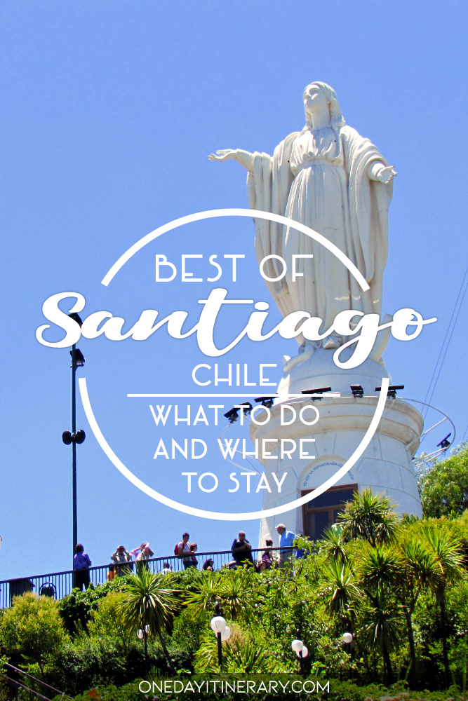 Best of Santiago, Chile - What to do and where to stay