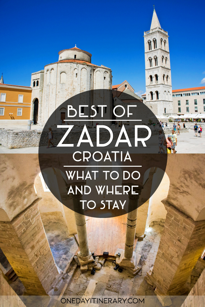 Best of Zadar, Croatia - What to do and where to stay