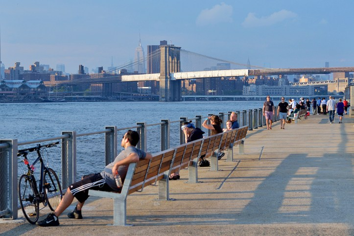 Brooklyn Bridge Park, Brooklyn