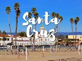 One day in Santa Cruz Itinerary