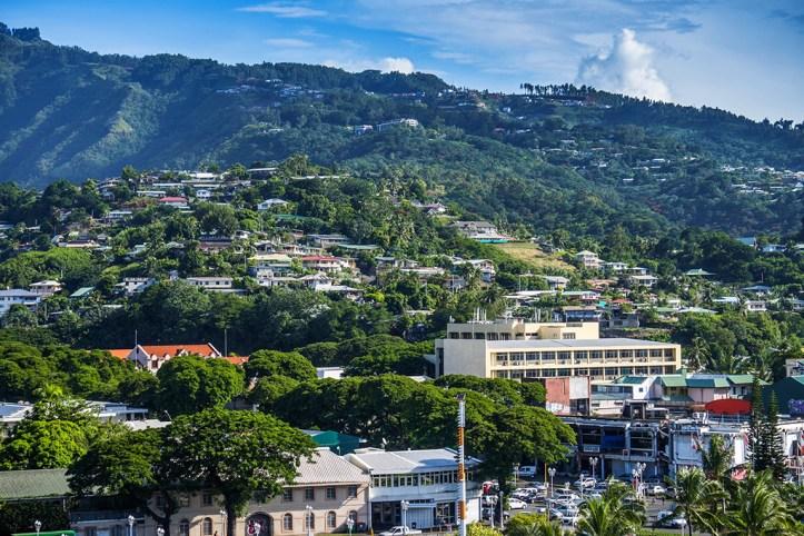 Papeete, Tahiti