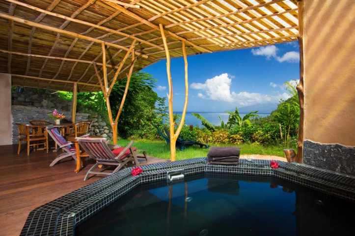 Vanira Lodge, Tahiti