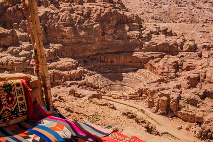 Nabatean Theater, Petra