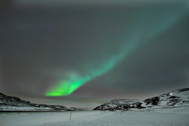 Northern Lights, Akureyri 2