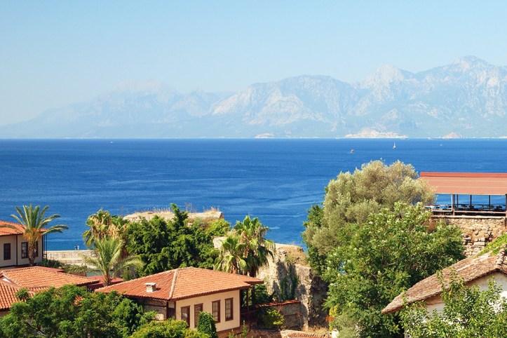 Gulf of Antalya