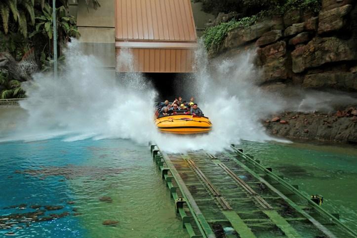 Universal Studios Ride