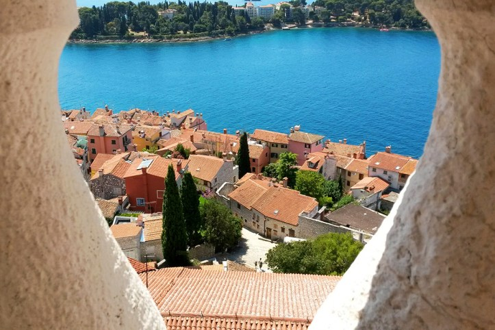 Bell Tower View, Rovinj