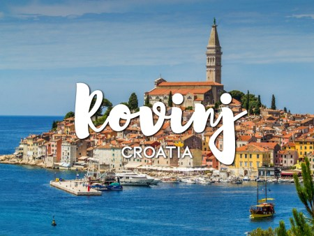 One day in Rovinj itinerary