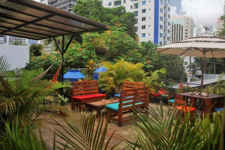 Eden`s Garden Hostel, Panama City