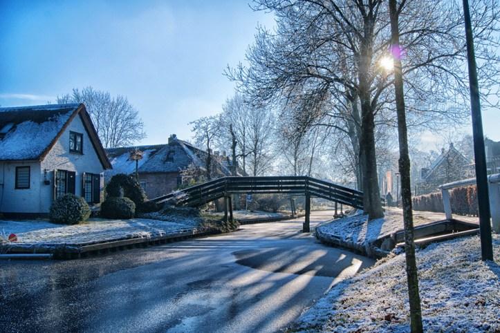 Giethoorn in Winter