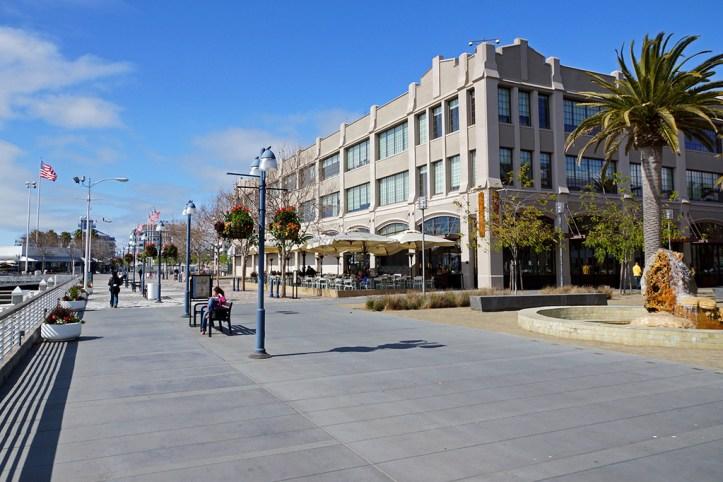 Jack London Square, Oakland