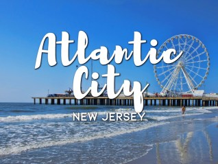 One day in Atlantic City Itinerary