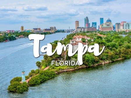 One day in Tampa Itinerary