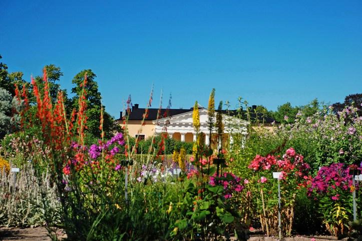 Linneanum Botanical Garden, Uppsala