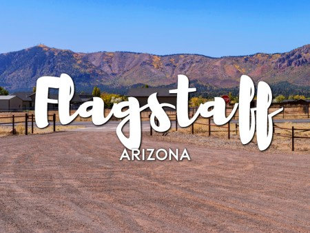One day in Flagstaff Itinerary