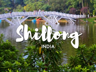 One day in Shillong Itinerary