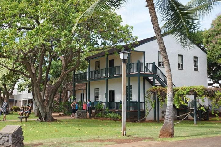 Baldwin Home Museum, Lahaina