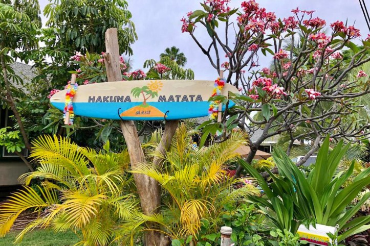Hakuna Matata Maui Hostel, Lahaina