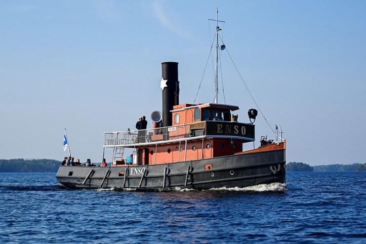 Lake Saimaa Steamboat Cruise