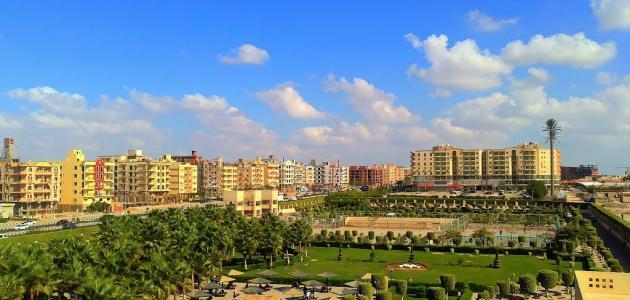 مدينة_6_أكتوبر_في_مصر