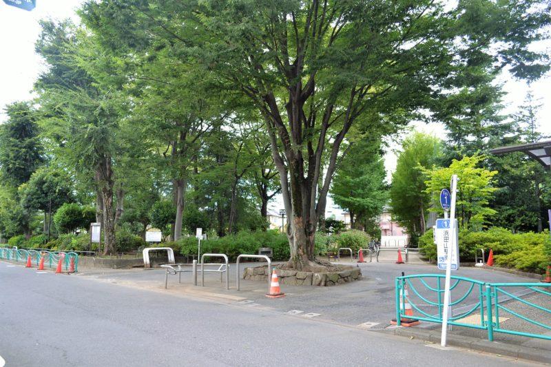 浜田山駅南口