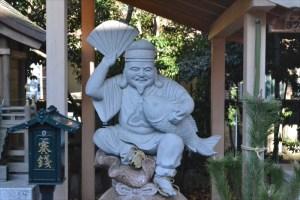 大鳥神社:恵比寿神