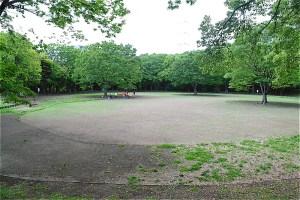 鴨池公園まんまる広場