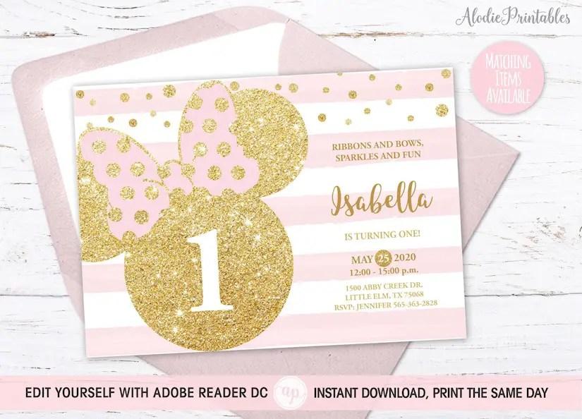 20 cute kids birthday invitation