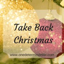 Take Back Christmas