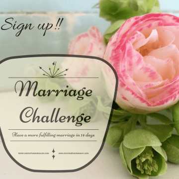 Marriage Challenge