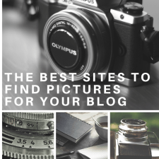The Best Sites to find Pictures for your blog