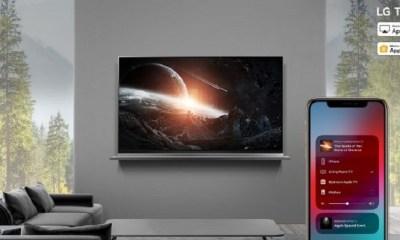 LG TV AI ThinQ 2019