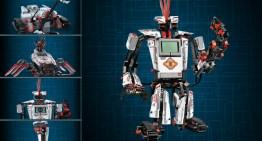 Autodesk proporciona instrucciones en 3D para construcción de LEGO MINDSTORMS