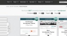 Winithemes: colección de plantillas para WordPress, HTML, Magento y otros servicios