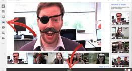 Google+ agrega una aplicación en los Hangouts para capturar imágenes