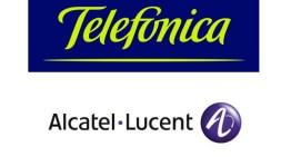 Telefónica España y Alcatel-Lucent consiguen transmitir con éxito datos a 100Gbit/s, 200Gbit/s y 400Gbit/s en un piloto sobre su red óptica