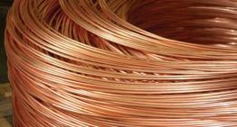 El cobre, impulsor de las nuevas redes de Internet.