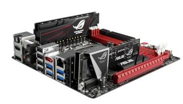 ASUS Republic of Gamers presenta nuevo Hardware para gaming  en Computex 2013