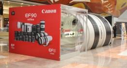 Canon ofrece exposición itinerante sobre la historia de su tecnología óptica