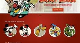 Mickey Video: disfruta de forma gratuita los dibujos animados de Mickey, Minnie, Donald, Goofy y Pluto