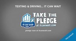 Texting & Driving… It Can Wait, campaña para reducir el uso del celular mientras se maneja