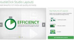 DoubleClick Studio Layouts: proyecto de Google para crear anuncios multimedia en pocos minutos