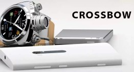Crossbow, reloj inteligente con cámara de 41 megapixeles