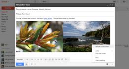 Todos los usuarios de Gmail ahora usarán la nueva ventana de composición de mensaje